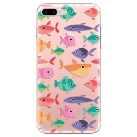 Silikonové pouzdro Bumper iSaprio - Makes You Stronger - iPhone XS