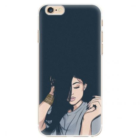 Silikonové pouzdro Bumper iSaprio - Queen of Shopping - iPhone XS
