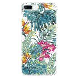 Silikonové pouzdro Bumper iSaprio - Burned Wood - iPhone XS Max