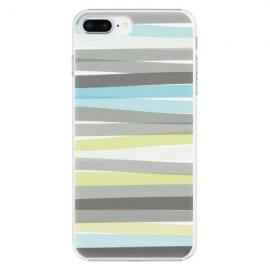 Silikonové pouzdro Bumper iSaprio - Feather pattern 02 - iPhone XS Max