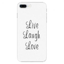 Silikonové pouzdro Bumper iSaprio - Football pattern - black - iPhone XS Max