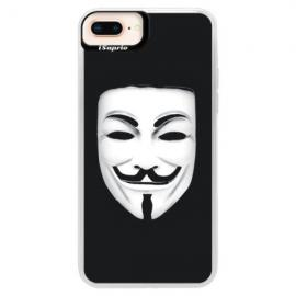 Neonové pouzdro Pink iSaprio - Start Doing - black - iPhone XS
