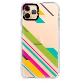 Pásek / řemínek iSaprio Magnetic Leather pro Apple Watch 42mm modrý